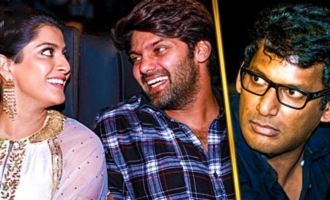 Varalakshmi to Marry Arya? - Mr. Chandramouli Audio Launch