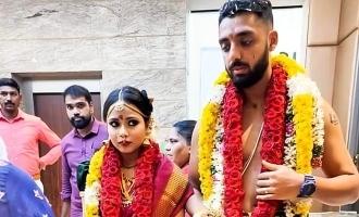 Cricketer Varun Chakravarthy married his girl friend