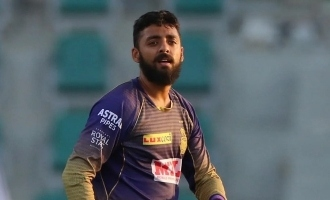 kkr spinner varun chakravarthy online abuse hate he received after contracting covid 19 first leg ipl 2021