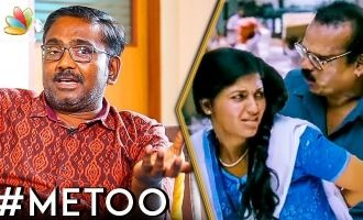 MeToo is Best Weapon against the Harasser : Vasanthabalan Interview