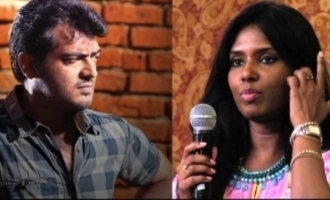 Vasuki Bhaskar shows Thala Ajith as inspiration to Kollywood's Sushant Singh Rajputs