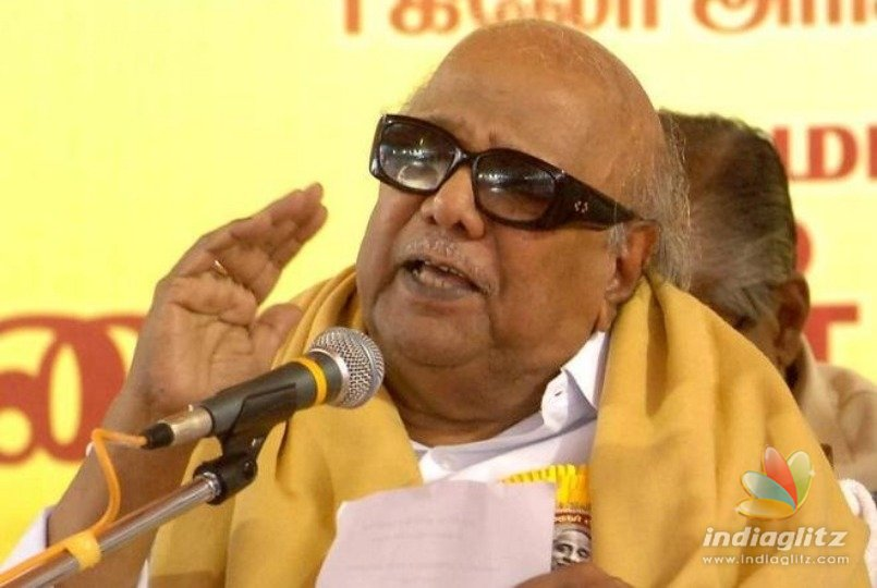 Kalignar Karunanidhi was the first Chief Minister to do this