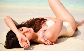 Vedhika's stunning bikini photo rocks internet!