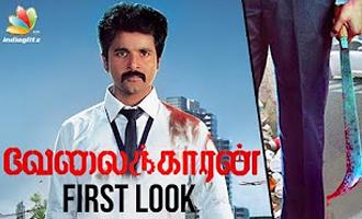 'Velaikkaran' Official First Look