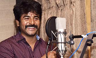 'Velaikkaran' Dubbing Starts Today