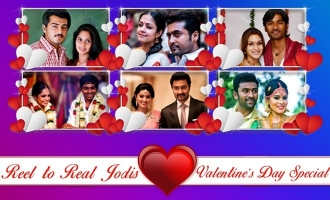 Reel to Real Jodis Valentine's Day Special