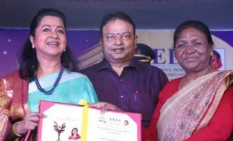Vels university Panache Events & Branding - The Women's Empowerment Award 2018