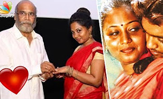 60 year Old Director Velu Prabhakaran married 30 year Old Actress Shirley Das