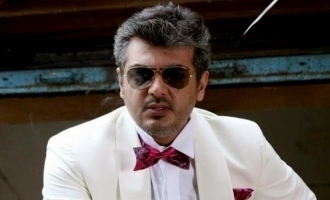 Thala Ajith's motivating words to the Sarpatta actor! - Full Details