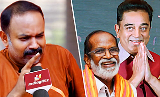 Kamal has Venkat Prabhu support or not?