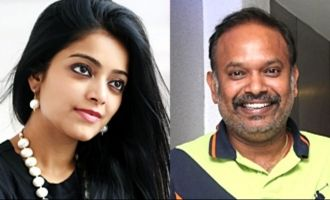 WOW! Venkat Prabhu & Janani Iyer to act in a 'Chennai 28' team multistarrer