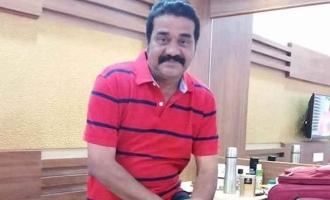 Tamil television actor Venkatesh of Bharathi Kannamma fame passes away suddenly