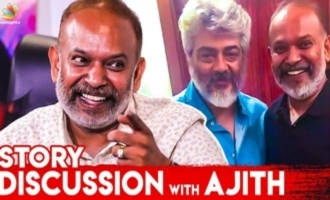 Ajith's Next With Me : Story Discussion on Process
