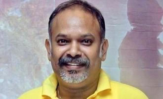 Wine shops serving corona, says Venkat Prabhu!