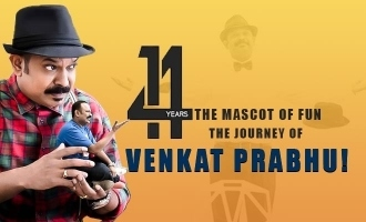 The mascot of fun - The journey of Venkat Prabhu!