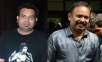 Premgi Amaran angry with Venkat Prabhu due to young heroine