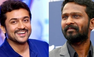 Suriya and Vetrimaaran join for a new movie?