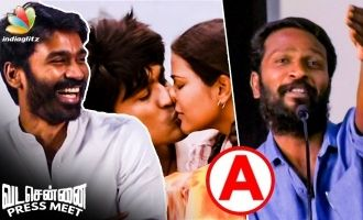 Why A Certificate for Vada Chennai ? : Vetri Maaran Reveals