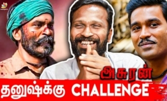 Vetrimaran interview about Asuran Movie Making and Dhanush