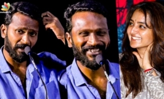 Dhanush and Manju Warrier will do whatever I say - Vetrimaaran speech