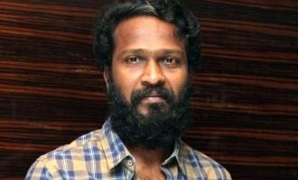 Director Vetrimaaran to release a hard-hitting thriller next!