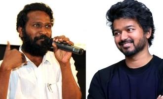 Vetrimaaran's hot update on Thalapathy Vijay project