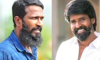 Vetrimaran and Soori movie title is Viduthalai