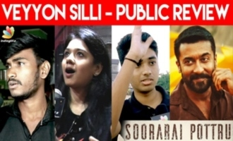 Soorarai Pottru: Veyyon Silli Public Review & reaction