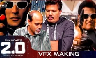 Budget, Technical Delays & Challenges : 2.0 VFX Supervisor Explains | Srinivasa Mohan Interview