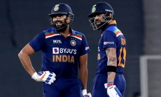 indian cricket team jersey unveiled ahead mens t20 world cup 2021 mpl sports navy blue outfit virat kohli