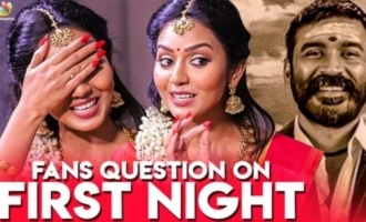 Epo First Night nu Kekkuranga : Vidhya Pradeep Funny Interview