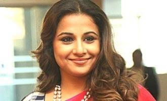 Why Vidya Balan accepted 'Thala 59'
