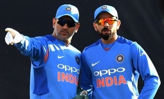 Virat Kohli opens up on MS Dhoni's retirement rumours
