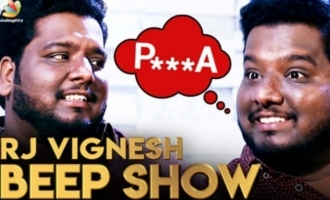 Audience's Beep Comments for my Beep Show : RJ Vignesh Humorous Interview