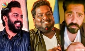 R J Vignesh indirectly trolls Simbu