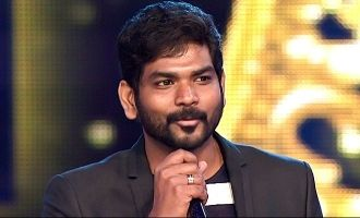 Here's why Vignesh Shivn thanked the Bigg Boss!