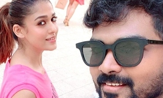 Vignesh Shivan and Nayanthara's lovely women's day message!