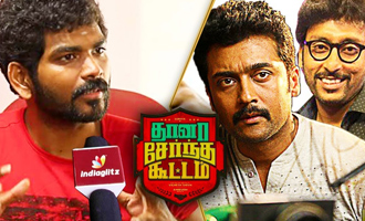 Director Vignesh Shivan's answers to Vidya's TSK Review