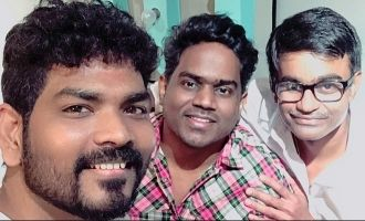 WOW! Vignesh Shivan's surprise update on Suriya-Selvaraghavan's 'NGK'