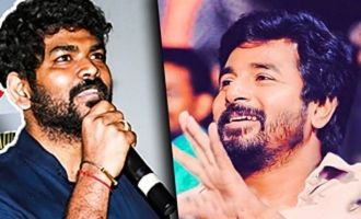 Sivakarthikeyan always wins: Vignesh Shivan Speech