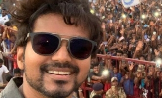 Thalapathy Vijay's thank you message to fans rocks the internet