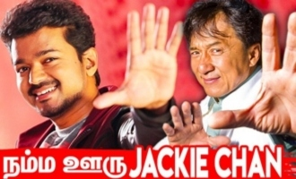 Thalapathy Vijay is Jackie Chan of Tamil cinema - Gnanasambandham