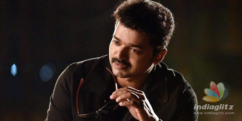 Thalapathy Vijays rare and unique achievement in Indian cinema