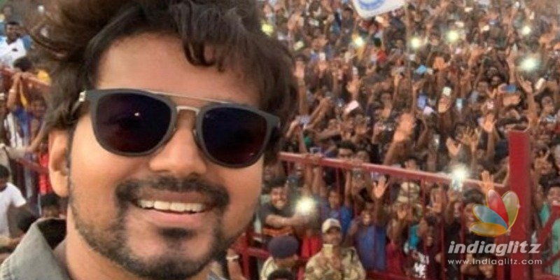 Thalapathy Vijays thank you message to fans rocks the internet