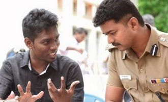 Vijay's pair in 'Thalapathy 63'? - heroine reacts