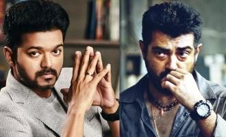 Its a shame for Ajith, Vijay says Tamil actress!