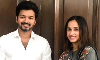 """Unforgettable moment"" Bigil producer shares nostalgic memory with Vijay!"