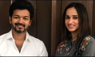 Archana Kalpathi clarifies about  Vijay's 'Bigil' loss report