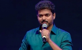 Thalapathy Vijay's support to MP candidate revealed