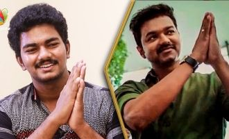 I got Call from Atlee for Vijay 63 | Yunus Thalapathy Lookalike Interview